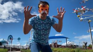 Tiger video screenshot